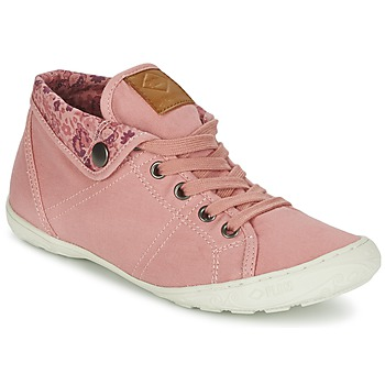 Shoes Women Hi top trainers PLDM by Palladium GAETANE TWL Pink / Flowers