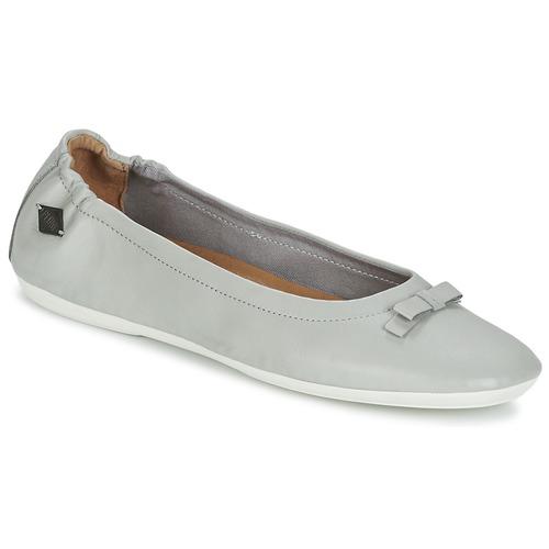 Shoes Women Flat shoes PLDM by Palladium LOVELL CASH Grey