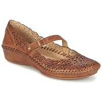 Shoes Women Flat shoes Pikolinos PUERTO VALLARTA 655 CAMEL