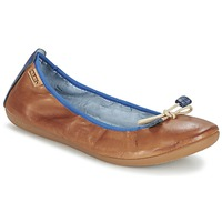 Shoes Women Flat shoes Pikolinos BORA BORA Camel