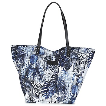 Bags Women Shopping Bags / Baskets Christian Lacroix LIDIA 1 Blue / White
