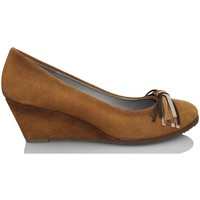 Shoes Women Heels Elia Bruni CROSTA BROWN