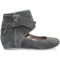 Shoes Women Flat shoes Paco Herrero TUCSON BLACK