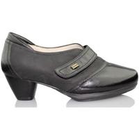 Shoes Women Heels Drucker Calzapedic LINEA SPORT BLACK