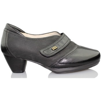 Shoes Women Heels Drucker Calzapedic LINEA SPORT BLACK