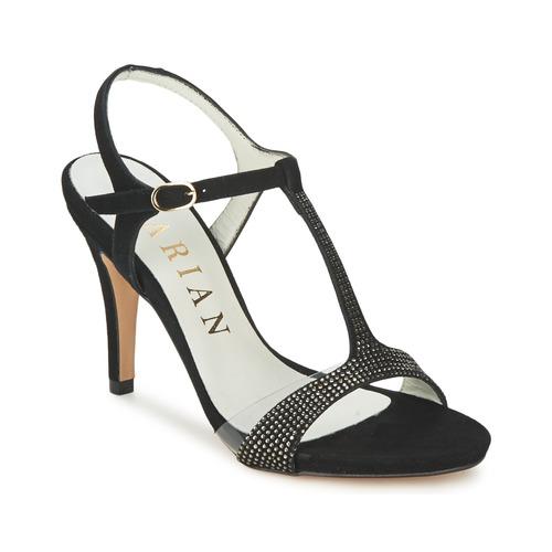 Shoes Women Sandals Marian ANTE FINO Black