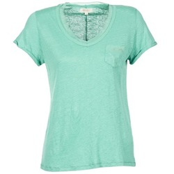 Clothing Women short-sleeved t-shirts Miss Sixty FIONA Green