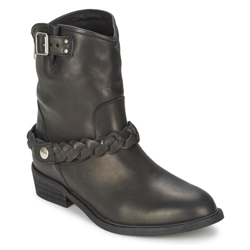 Shoes Women Mid boots Jonak LAMARIO Black