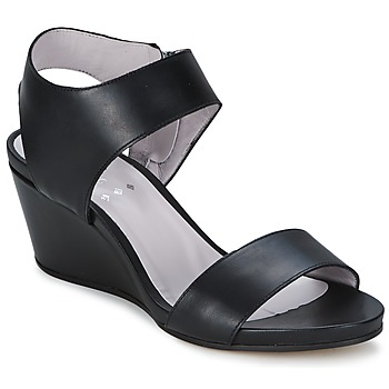 Shoes Women Sandals Perlato SELCETTA Black