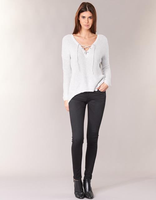 Clothing Women Skinny jeans Pepe jeans SOHO S98 / Black