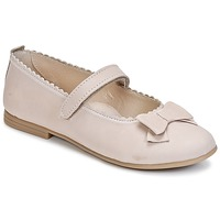 Shoes Girl Flat shoes Citrouille et Compagnie PAPILLONE Cream