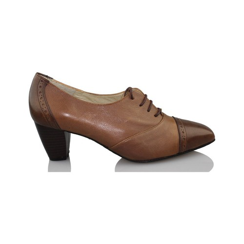 Shoes Women Shoe boots Sana Pies YORK BROWN