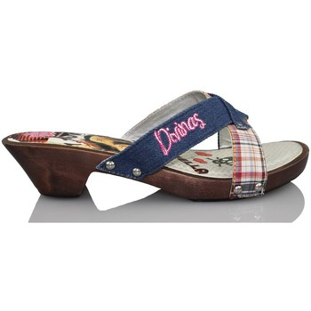 Shoes Girl Clogs Patito Feo UGLY DUCKLING divine BLUE