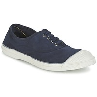 Shoes Women Low top trainers Bensimon TENNIS LACET MARINE