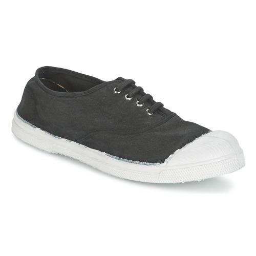 Shoes Women Low top trainers Bensimon TENNIS LACET Carbon