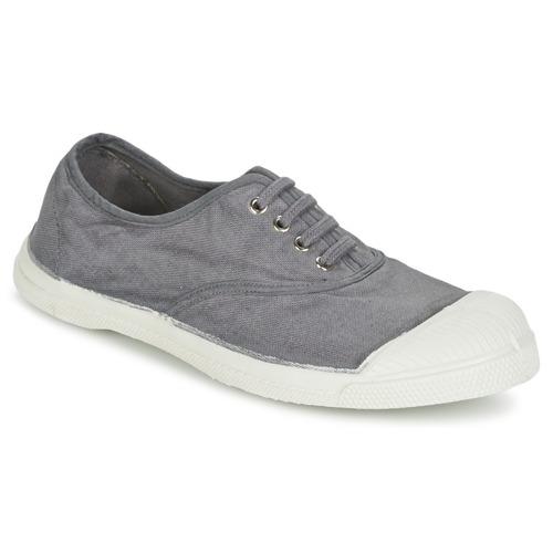 Shoes Women Low top trainers Bensimon TENNIS LACET Grey / Medium