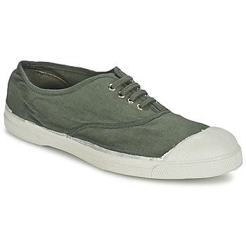 Shoes Women Low top trainers Bensimon TENNIS LACET KAKI