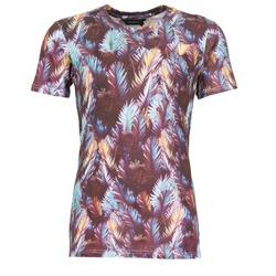 Clothing Men short-sleeved t-shirts Eleven Paris BATHUG Multicoloured