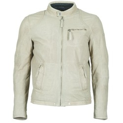 Clothing Men Leather jackets / Imitation leather Redskins MANNIX Beige