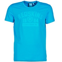 Clothing Men short-sleeved t-shirts Redskins BALLTRAP 2 TURQUOISE