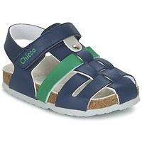 Shoes Boy Sandals Chicco HAMBRO Marine