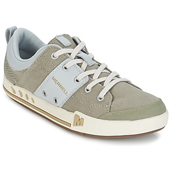 Shoes Women Low top trainers Merrell RANT Grey