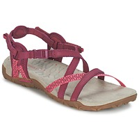 Shoes Women Outdoor sandals Merrell TERRAN LATTICE II Pink