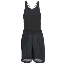 Clothing Women Jumpsuits / Dungarees Religion NOIZE Black