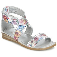 Shoes Girl Sandals Mod'8 JOYCE Multicoloured