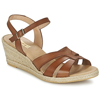Shoes Women Sandals So Size ELIZA Brown