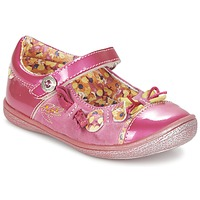 Shoes Girl Flat shoes Catimini COLIBRI Fuschia