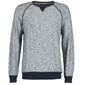 Clothing Men jumpers Esprit LOMALI Marine / Mottled / Grey