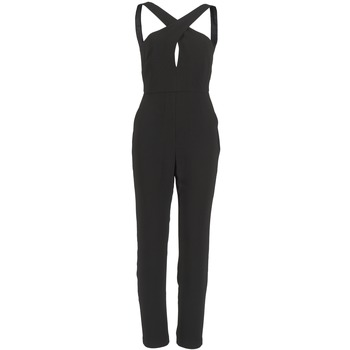 Clothing Women Jumpsuits / Dungarees BCBGeneration BLANDINE Black