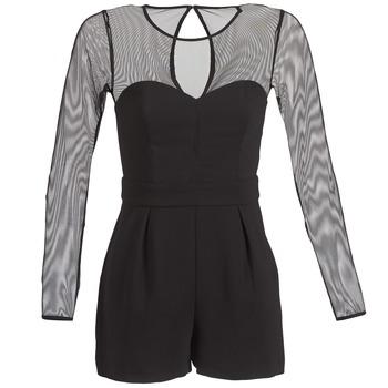 Clothing Women Jumpsuits / Dungarees BCBGeneration CHARLOTTE Black
