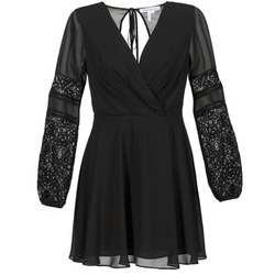 Clothing Women Short Dresses BCBGeneration ALIX Black