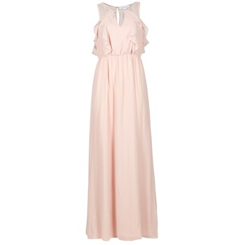Clothing Women Long Dresses BCBGeneration ALIX Pink