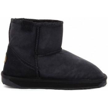Shoes Women Mid boots EMU Botte  Stinger Mini Noir