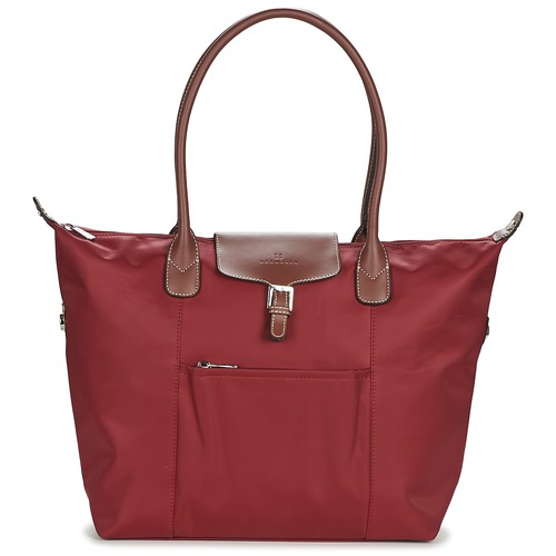Bags Women Small shoulder bags Hexagona CABAS EPAULE Bordeaux