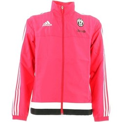 Clothing Men Track tops adidas Performance S19458 Jacket Man Rosa
