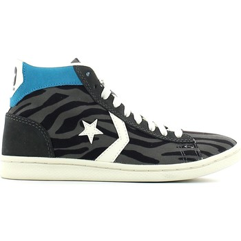 Converse  143747C Sneakers Women Black  womens Shoes (Hightop Trainers) in black