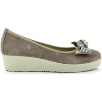 Shoes Women Heels Enval 3945 Mocassins Women Turtledove Turtledove