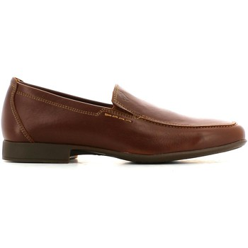 Shoes Men Loafers Himalaya 1064 Mocassins Man Marrone