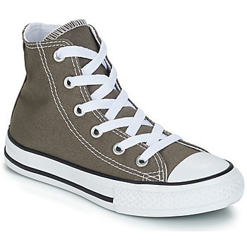 Shoes Children Hi top trainers Converse ALL STAR HI Grey