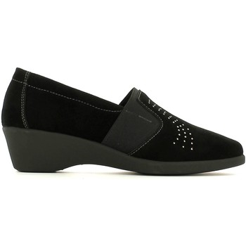 Shoes Women Loafers Susimoda 851966 Mocassins Women Nero