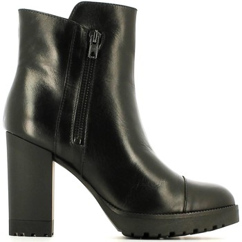 Shoes Women Ankle boots Carmens Padova A36118 Ankle boots Women Black Black