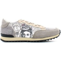 Shoes Women Low top trainers Y Not? W15 AYW105 Sneakers Women Taupe Taupe