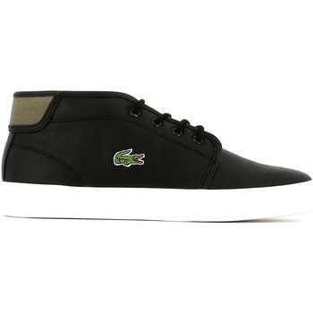 Shoes Men Hi top trainers Lacoste 730SPM0001 Sneakers Man Nero