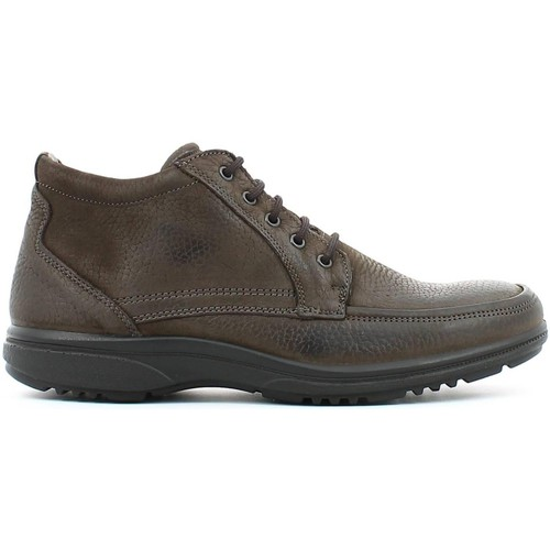Shoes Men Walking shoes Enval 4897 Ankle Man Brown Brown