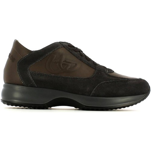 Shoes Men Walking shoes Byblos Blu 657051 Classic shoes Man Brown Brown