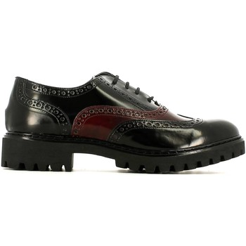 Shoes Women Derby Shoes Grace Shoes 6600 Lace-up heels Women Black Black